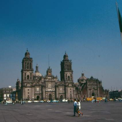 Mexico City Zócalo