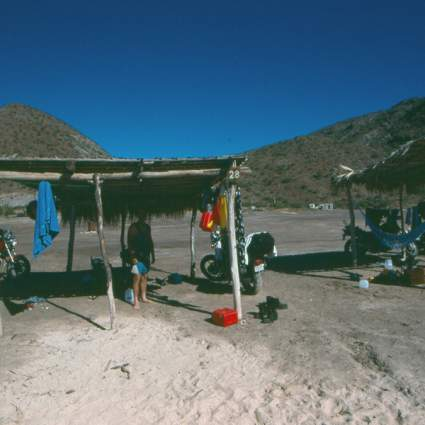 Mulege Playa Santispac Camp