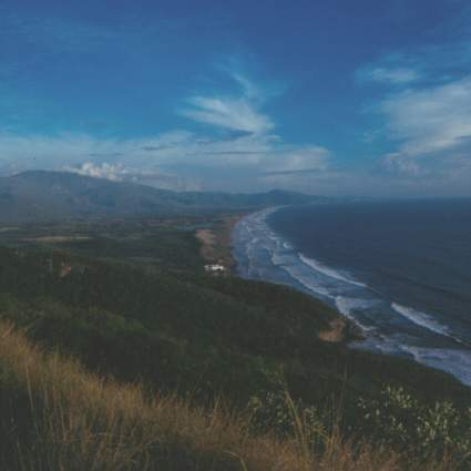 The beautiful Michoacan Coast