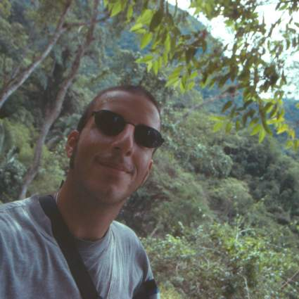 Puerto Vallarta - A selfie in the jungle