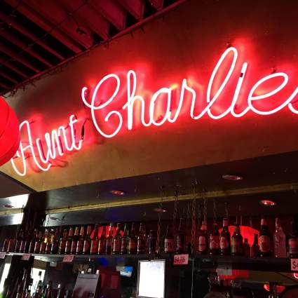 Aunt Charlies SF