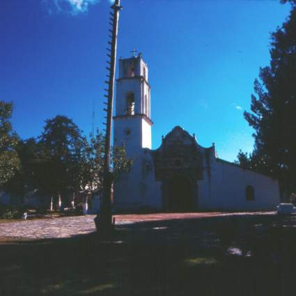 Parish Church of Ixcateopan