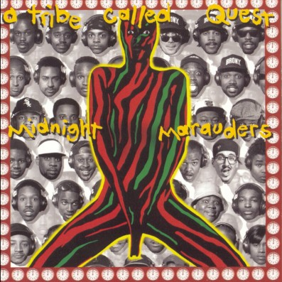 'Electric Relaxation' by A Tribe Called Quest