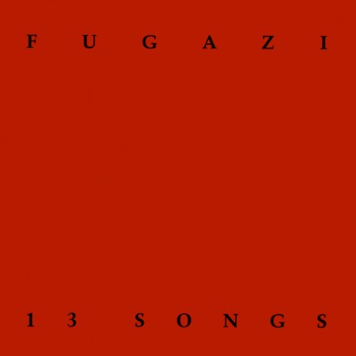 Song of the Day: 'Waiting Room' by Fugazi