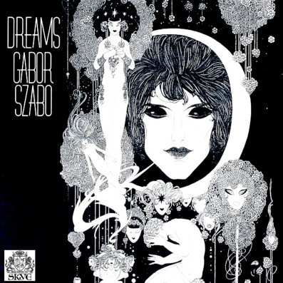 'The Lady in the Moon' by Gabor Szabo