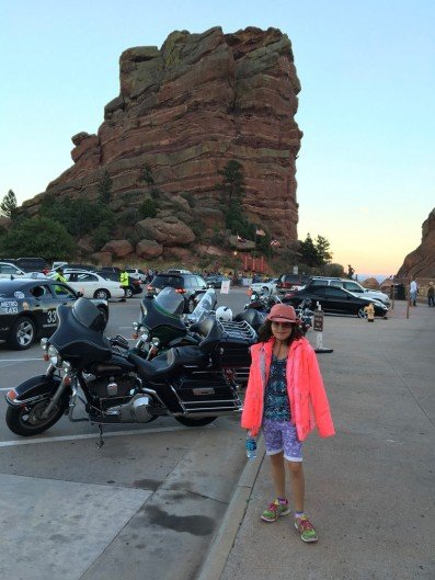 A motorcycle ride from Salt Lake City to Denver