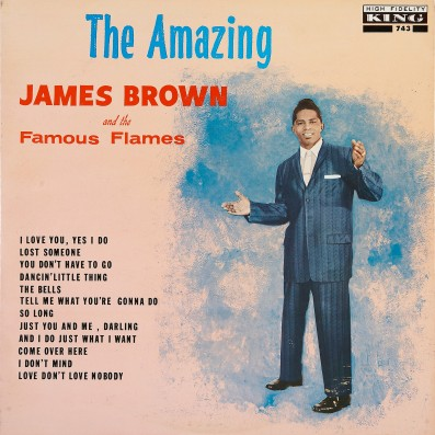 Song of the Day: 'Lost Someone' by James Brown