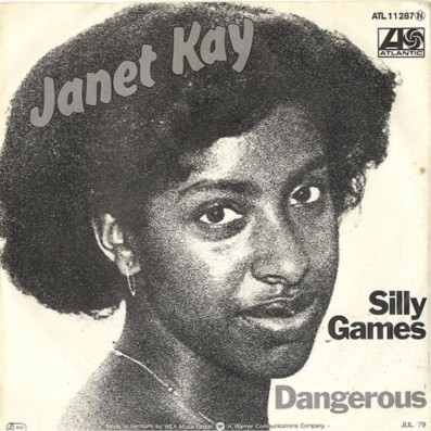 Song of the Day: 'Silly Games' by Janet Kay