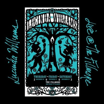 'Overtime' by Lucinda Williams