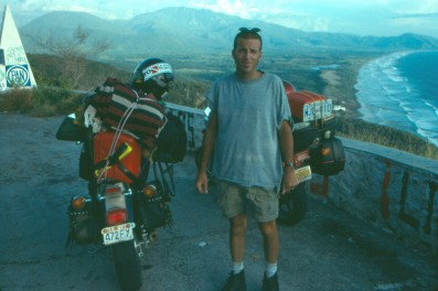 A motorcycle ride from Santa Cruz, CA to Honduras